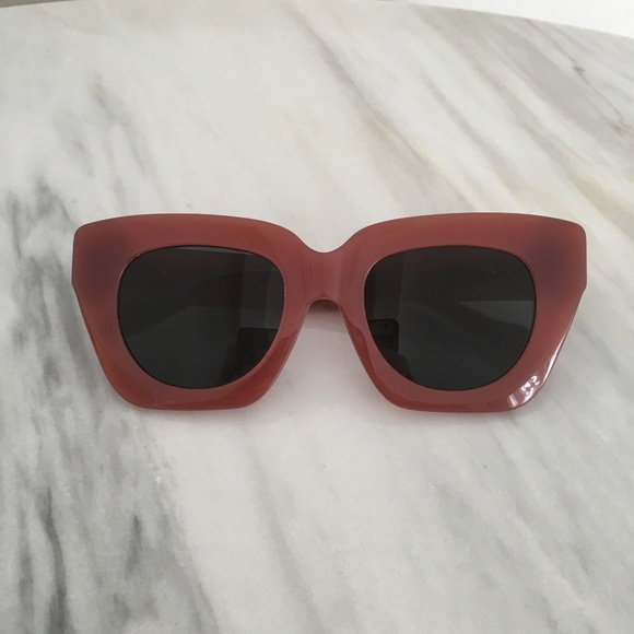 Sonix Accessories - Sonix Sunglasses- Tokyo Dream Red